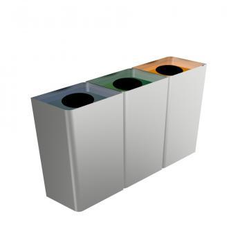 Cos colectare selectiva Pollux SST, 35L, 60L, 100L