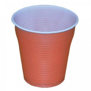 Pahare din plastic pentru automatul de cafea, 100 buc/set