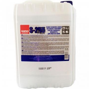 Detergent pardoseala Sano Floor Cleaner manual, 10l