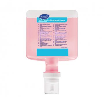 Sapun spuma Soft Care All Purpose, Diversey, 1.3 litri de la Sanito Distribution Srl