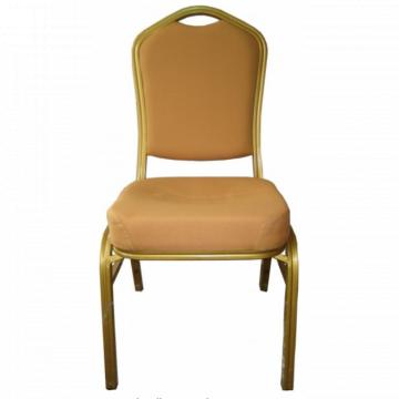Scaun din aluminiu tapitat