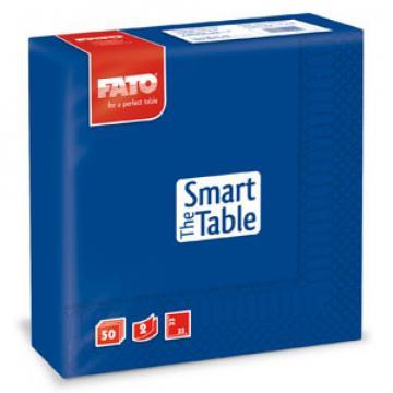 Servetele 33x33 cm, 2 straturi, Smart Table Dark Blue, Fato