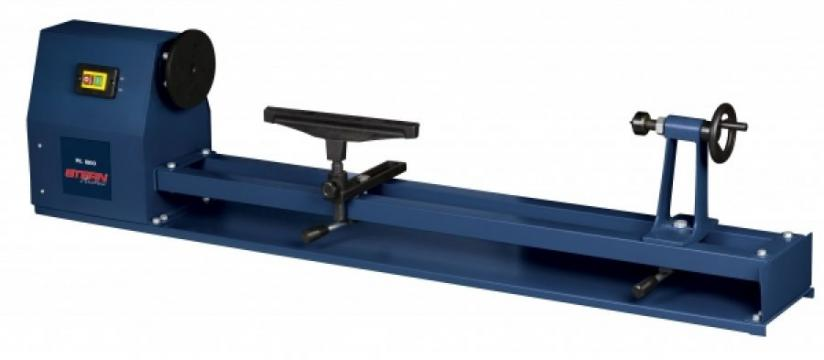 Strung pentru lemn Stern WL1000, 350W, 4 setari de la Micul Gospodar
