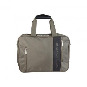 Geanta laptop Trussardi Jeans (Green) de la Luxury Concepts Srl