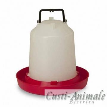 Adapator plastic pui 10 litri