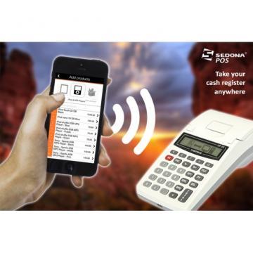 Aplicatie de mobil pentru comert si distributie - Sedona POS de la Sedona Alm