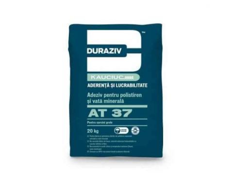 Adeziv polistiren / vata minerala Duraziv AT37 20 kg de la Olint Com Srl