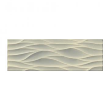 Faianta baie / bucatarie, Waves Crema 20x60 de la Olint Com Srl
