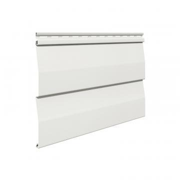 Siding Vox S-03 alb 385 dimensiune 385x25 cm culoare alb de la Olint Com Srl