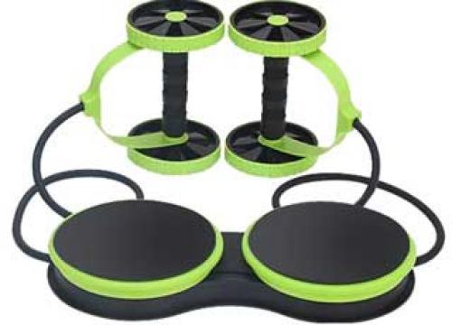 Aparat multifunctional sport&fitness AB Wheel de la Prospalier Srl - Lemnaria Jder