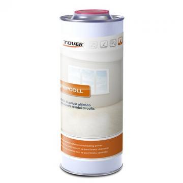 Solutie cleaner curatare urme adeziv Stripcoll 1 litru