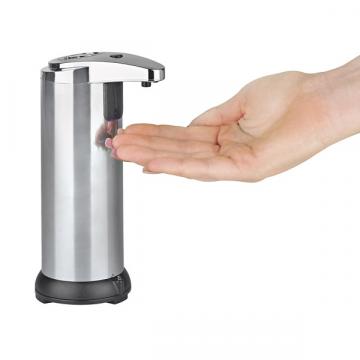 Dispenser cu senzor pentru dezinfectare maini