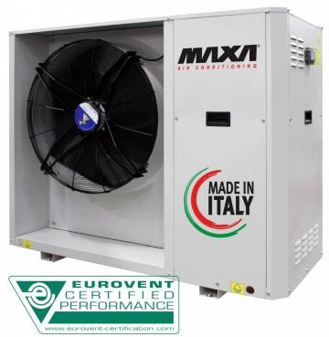 Pompa de caldura monobloc 32 kW MAXA i-32V5H 0132 de la Axa Industries Srl