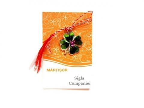 Martisoare personalizate - sigla companiei 01 de la Eos Srl (www.martisoare-shop.ro)