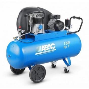 Compresor profesional cu piston Abac A29 150 CM2 de la Tehno Center Int Srl