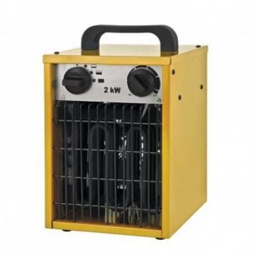 Aeroterma electrica Strend Pro EXO1-20, max. 2 kW, 3 trepte