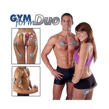 Aparat electrostimulare GymForm Duo de la Preturi Rezonabile