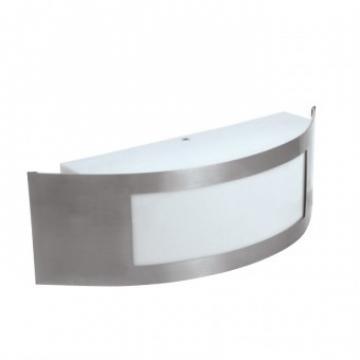 Aplica de exterior Mango-1, Inox, IP44, E27, max 75W de la Viva Metal Decor Srl