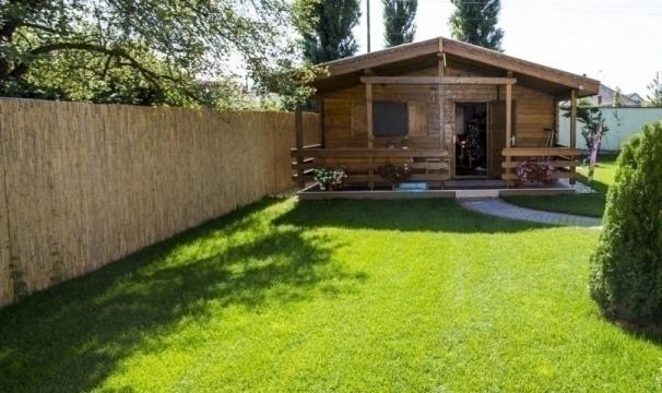 Casa de vara din lemn Balaton 1/b de la Korondi Arcso Srl
