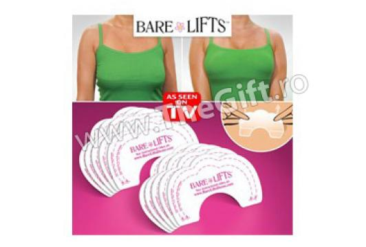Plasturi pentru ridicarea sanilor Bare Lifts