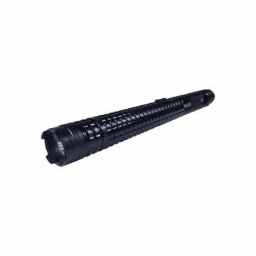Baston electrosoc pentru autoaparare metalic Police HY-X8