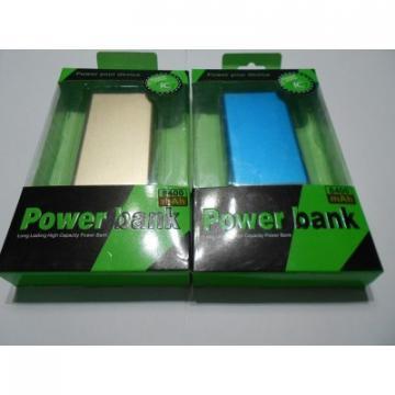 Baterie externa Power Bank 8400 mah cu lanterna