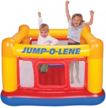 Loc de joaca, Castel gonflabil pentru copii