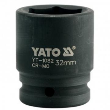 Cheie de impact Yato YT-1082, hexagonala, 3 4