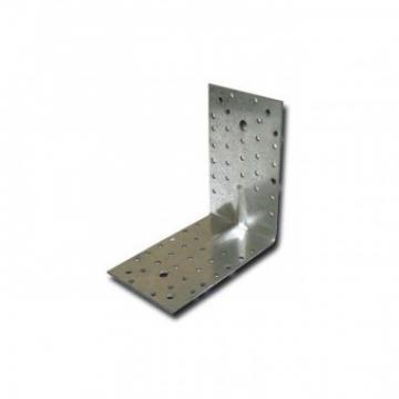 Coltar metalic L, 110x110x80 2.5 mm, Strend Pro MA1048