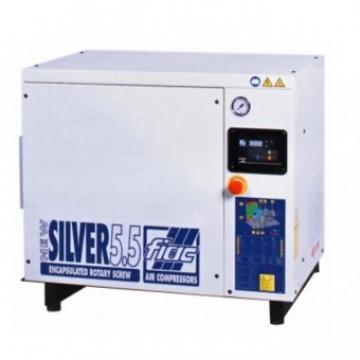 Compresor Fiac cu surub New Silver 5,5 de la Viva Metal Decor Srl