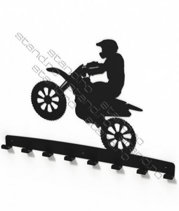 Cuier Motocross Whellie - 4162 de la Rolix Impex Series Srl