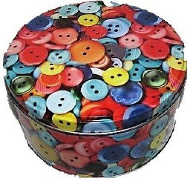 Cutie pentru depozitarea accesoriilor de cusut de la Preturi Rezonabile