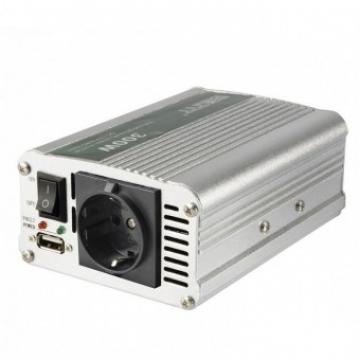 Invertor tensiune, Sal SAI 60USB, 12V DC 220V AC, 600 W, USB de la Viva Metal Decor Srl