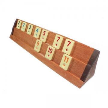 Joc Remy cu table din lemn de la Preturi Rezonabile