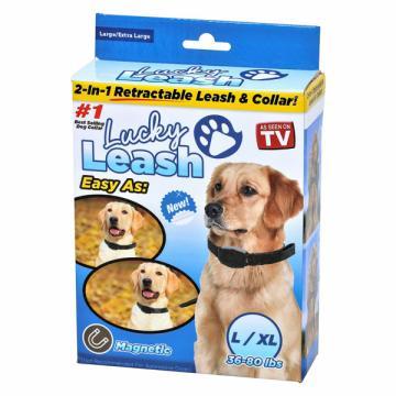 Lesa caini retractabila Lucky Leash L/XL de la Www.oferteshop.ro - Cadouri Online