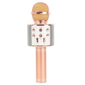 Microfon wireless cu boxa si bluetooth de la Preturi Rezonabile