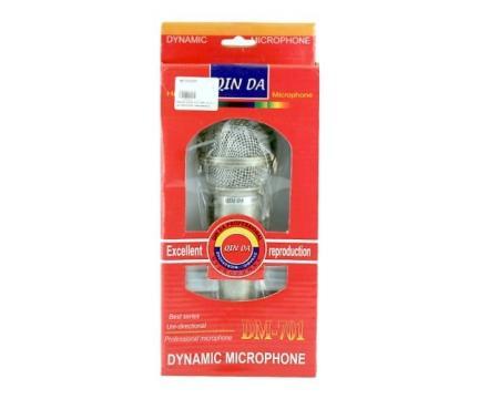 Microfon uni-directional Dinamic DM-701