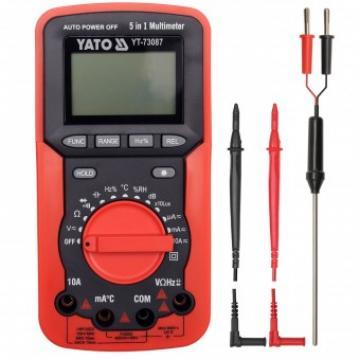 Multimetru digital 5 in 1, Yato YT-73087 de la Viva Metal Decor Srl