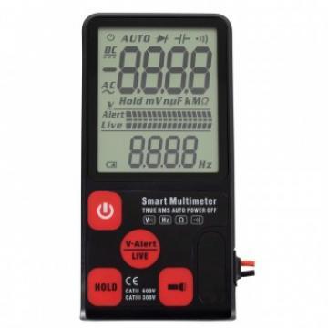 Multimetru digital SMA Smart, 600V, compact, 2 x CR 2032 de la Viva Metal Decor Srl