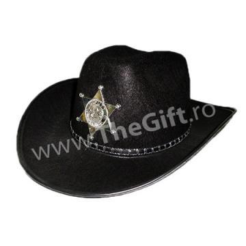 Palarie de sheriff, pentru petrecere