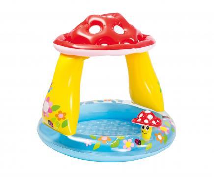 Piscina gonflabila ciuperca pentru copii de la Preturi Rezonabile