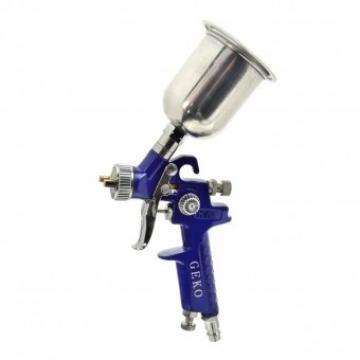 Pistol de vopsit cupa sus Geko G01185, 0.8 mm, 125 ml de la Viva Metal Decor Srl