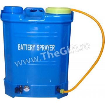 Pompa electrica pentru stropit, 16 litri