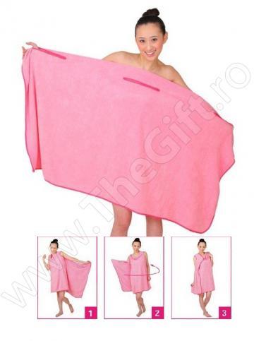 Prosop de baie pentru femei