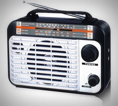 Radio portabil Leotec LT-Q2 World Receiver