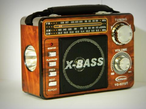 Radio portabil Yuegan YG-821UT