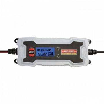 Redresor auto SMA Smart LCD, 6-12V, 1.2-120Ah de la Viva Metal Decor Srl