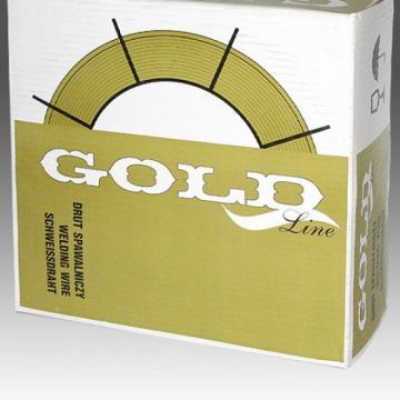 Sarma sudura Gold SG2, d=0,8, rola 15 kg de la It Republic Srl
