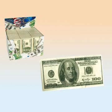 Servetele imprimate cu euro sau dolari de la Thegift.ro - Cadouri Online