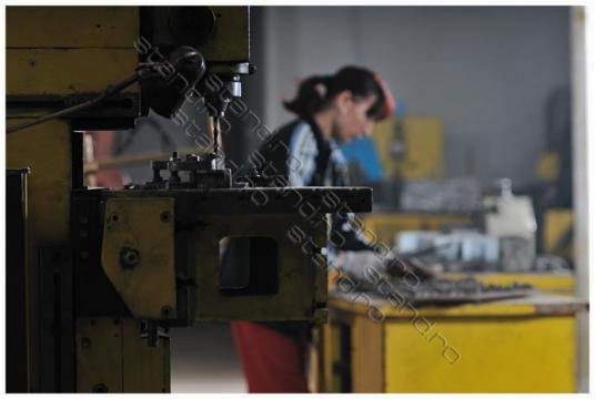 Servicii de lacatuserie si mecanica industriala de la Rolix Impex Series Srl